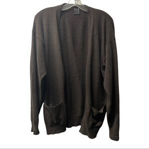 TSE cashmere cardigan sweater size large/XL